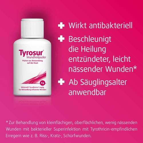 Tyrosur Wundheilpuder - 3