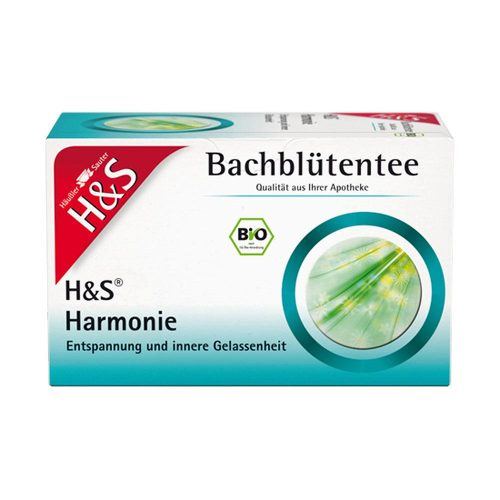 H&S Bio Bachblüten Harmonie Filterbeutel - 1