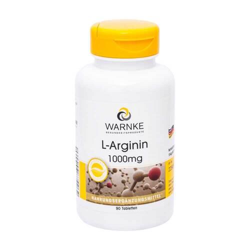 L-Arginin 1000 mg Tabletten - 1