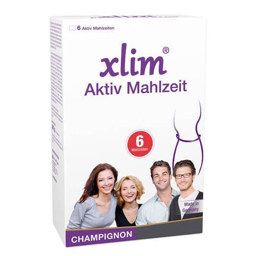 Xlim Aktiv Mahlzeit Champignon Pulver - 1