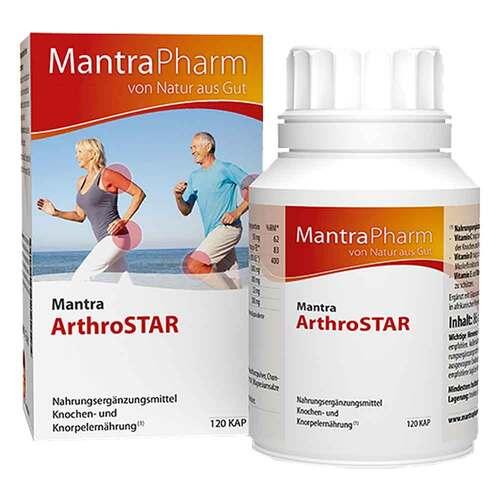 Mantra Arthrostar Gelenkernährung mit Weihrauch Kapseln  - 1