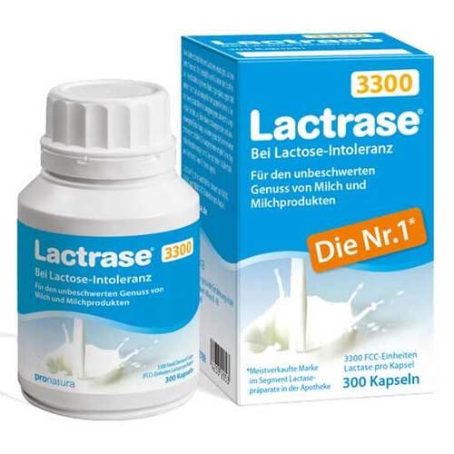 Lactrase 3.300 FCC Kapseln - 1
