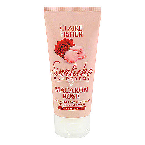 Claire Fisher Handcreme Macaron Rose - 1