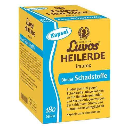 Luvos Heilerde imutox Kapseln - 1