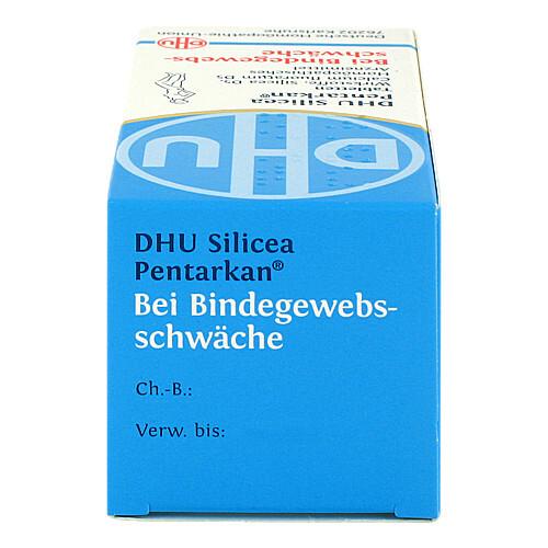 DHU Silicea Pentarkan für das Bindegewebe Tabletten  - 4