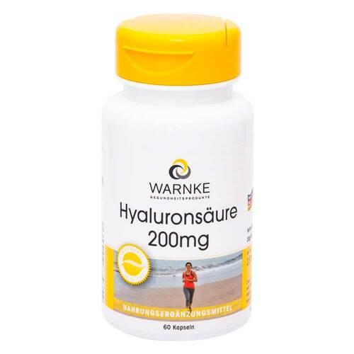Hyaluronsäure 200 mg Kapseln - 1