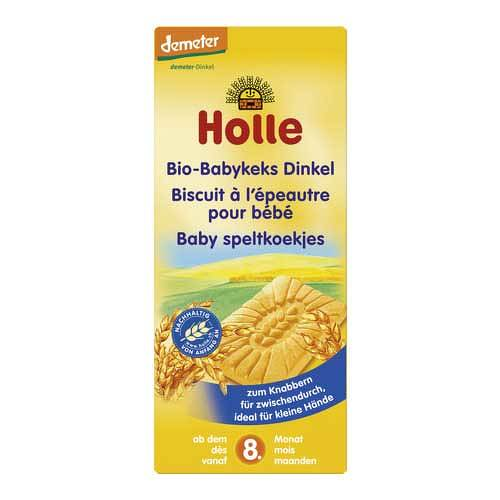 Holle Bio Babykeks Dinkel - 1