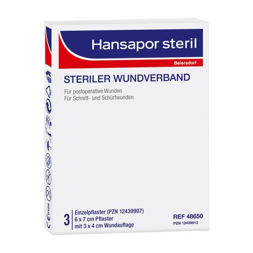 PZN 12439913 Verband, 3 St