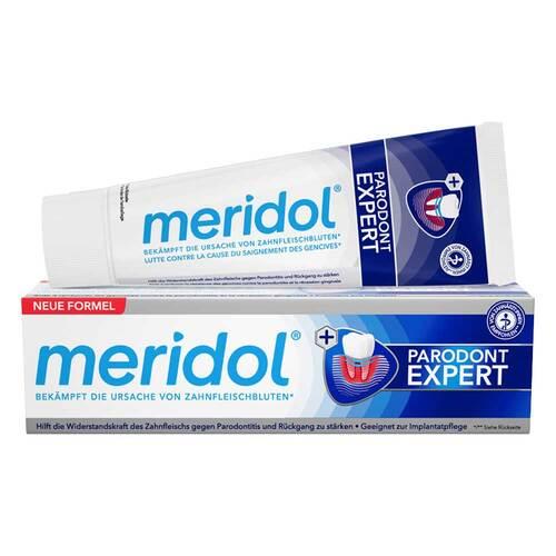 Meridol Parodont-Expert Zahnpasta - 1