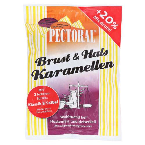 Pectoral Brust & Hals Karamellen Mix-Beutel - 1