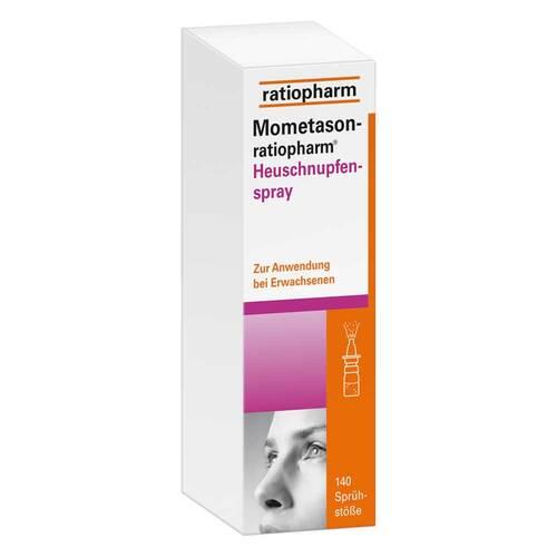 Mometason ratiopharm Heuschnupfenspray - 1