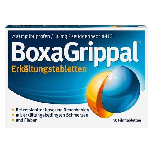 Boxagrippal Erkältungstabletten 200 mg / 30 mg - 1