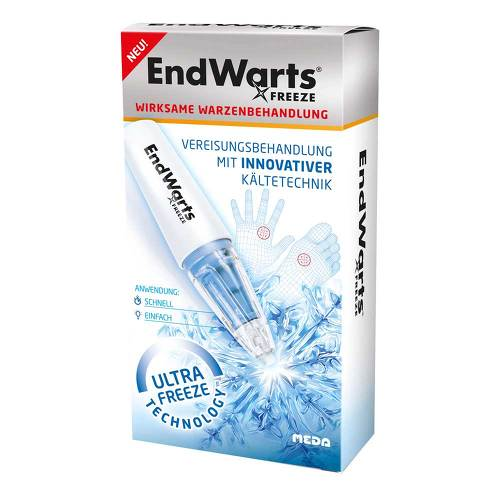 Endwarts Freeze Spray - 1