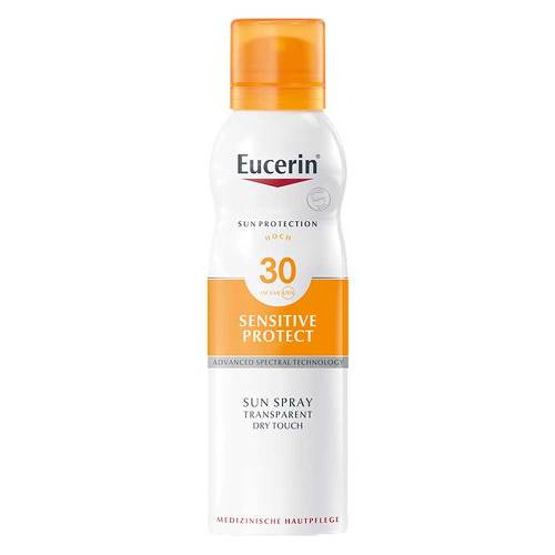 Eucerin Sun Spray Dry Touch LSF 30 - 1