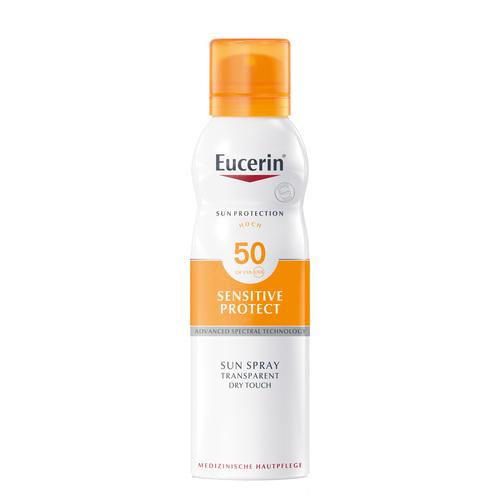 Eucerin Sun Spray Dry Touch LSF 50 - 1