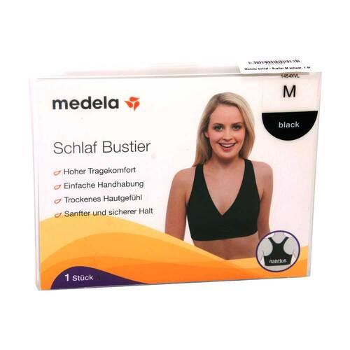 Medela Schlaf-Bustier M schwarz - 1