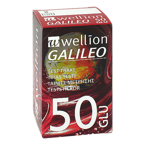 Wellion Galileo Blutzuckerteststreifen - 1