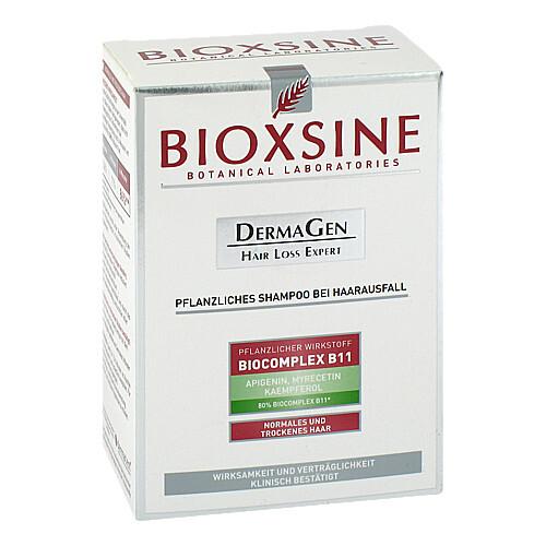 Bioxsine Pflanzliches Shampoo gegen Haarausfall bei normalem und trockenem Haar - 1