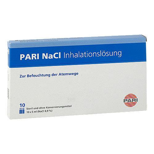 Pari Nacl Inhalationslösung Ampullen - 1