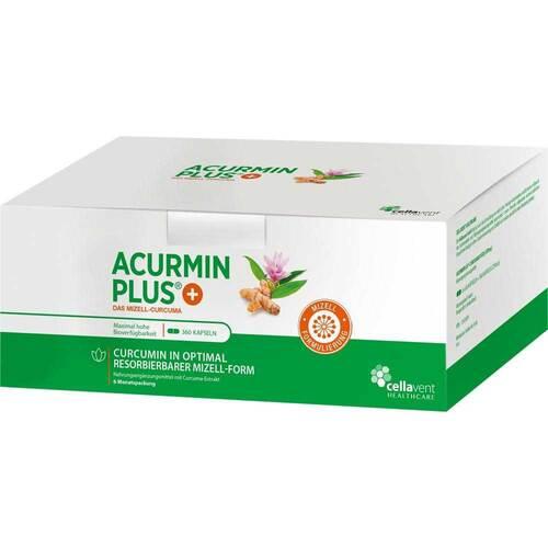 Acurmin Plus Das Mizell-Curcuma Weichkapseln - 1