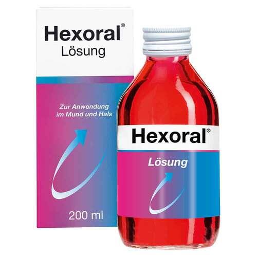 Hexoral 0,1% Lösung - 1