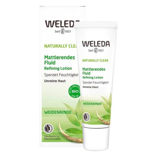Weleda Naturally Clear mattierendes Fluid - 1