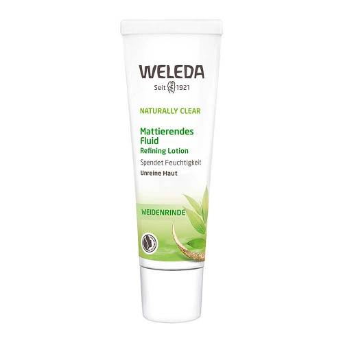 Weleda Naturally Clear mattierendes Fluid - 2