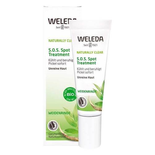 Weleda Naturally Clear S.O.S. Spot Treatment - 1