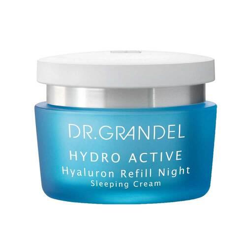 Grandel Hydro Active Hyaluron Refill Night Creme - 1