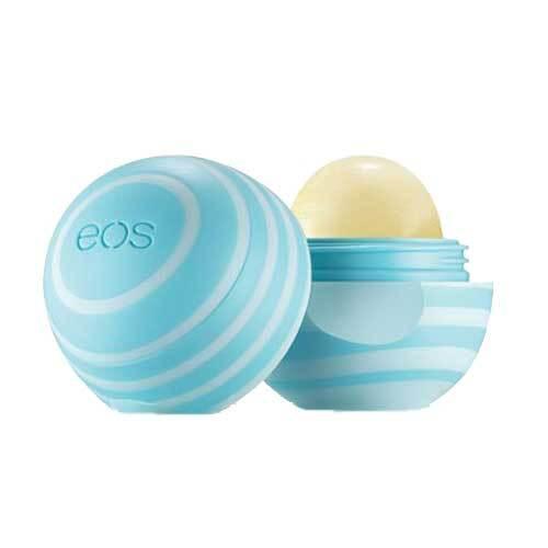 EOS Visibly Soft Lip Balm vanilla mint  - 1