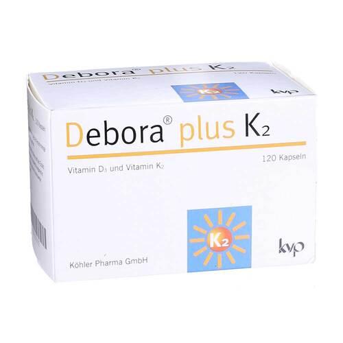 Debora plus K2 Kapseln - 1