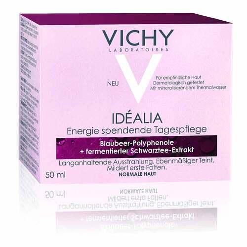 Vichy Idéalia Creme Tag für normale Haut - 2