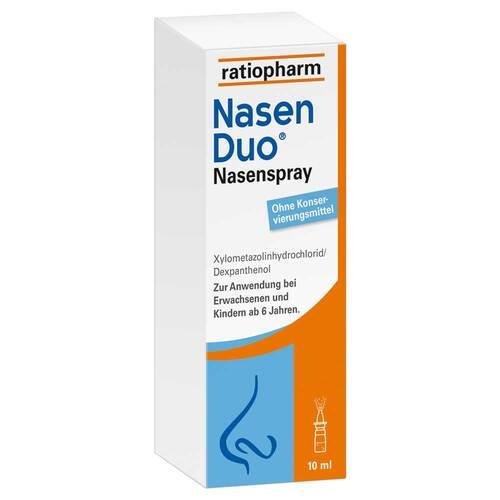 PZN 12521543 Nasenspray, 10 ml