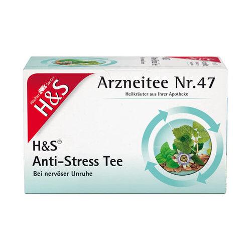 H&S Anti-Stress Tee Filterbeutel - 1