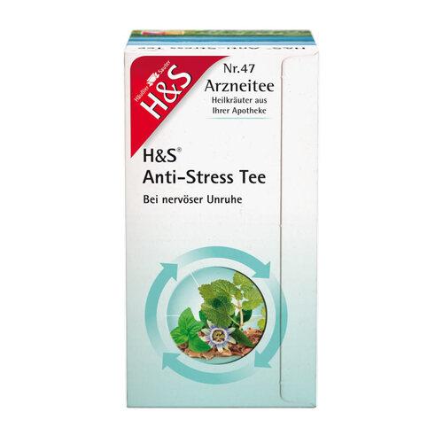 H&S Anti-Stress Tee Filterbeutel - 2
