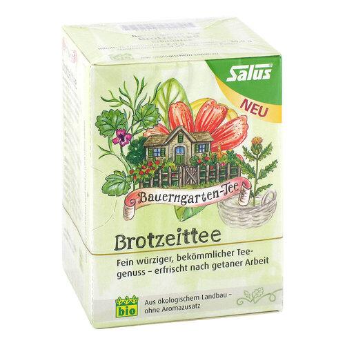 Bauerngarten-Tee Brotzeittee Kräutertee Salus Fbtl - 1