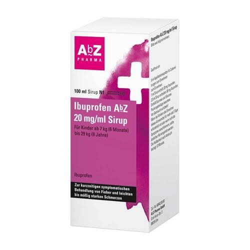 Ibuprofen AbZ 20 mg / ml Sirup - 1