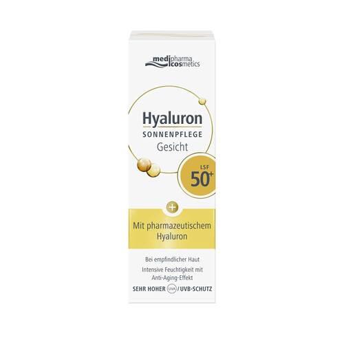 Hyaluron Sonnenpflege Gesicht LSF 50+  - 2