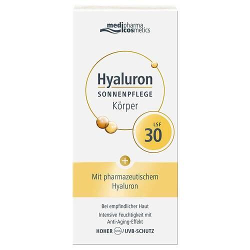 Hyaluron Sonnenpflege Körper LSF 30 - 2