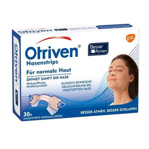 Otriven Besser Atmen Nasenstrips normal beige - 1