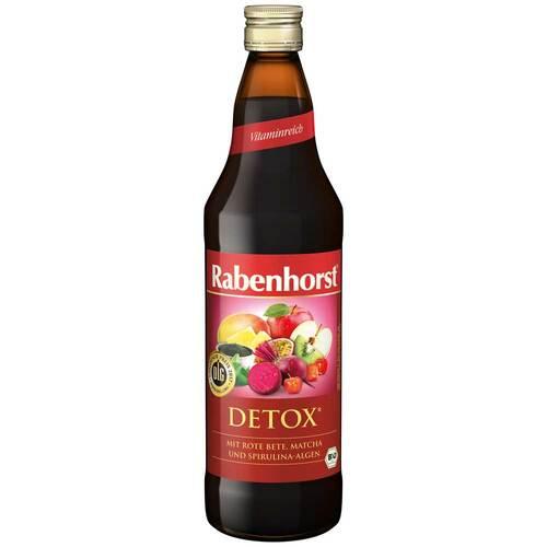 Rabenhorst Detox Bio Saft - 1