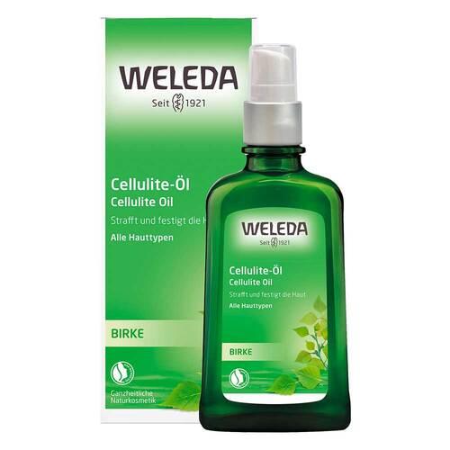 Weleda Birke Cellulite-Öl - 1