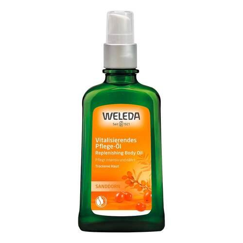 Weleda Sanddorn vitalisierendes Pflege-Öl - 2