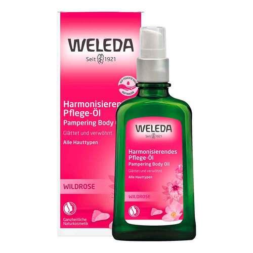 Weleda Wildrose harmonisierendes Pflege-Öl - 1