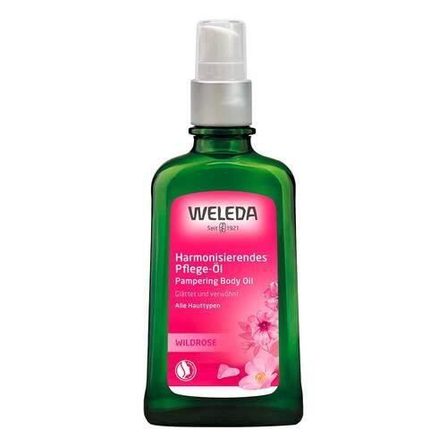 Weleda Wildrose harmonisierendes Pflege-Öl - 2