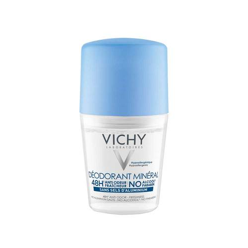 vichy deo roll on mineral 48h ohne aluminium bei aponeo kaufen. Black Bedroom Furniture Sets. Home Design Ideas