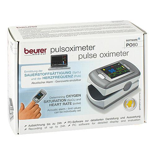 Beurer PO80 Pulsoximeter - 1