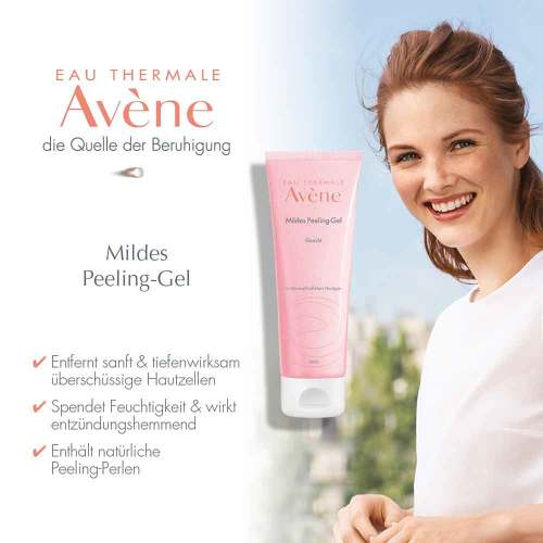 Avene mildes Peeling-Gel - 4