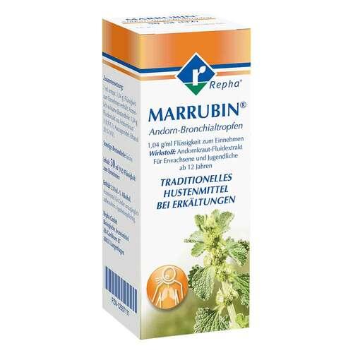Marrubin Andorn-Bronchialtropfen - 2