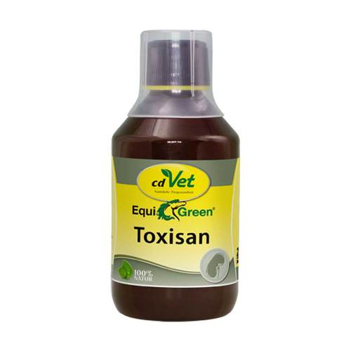 Equigreen Toxisan flüssig für Pferde - 1
